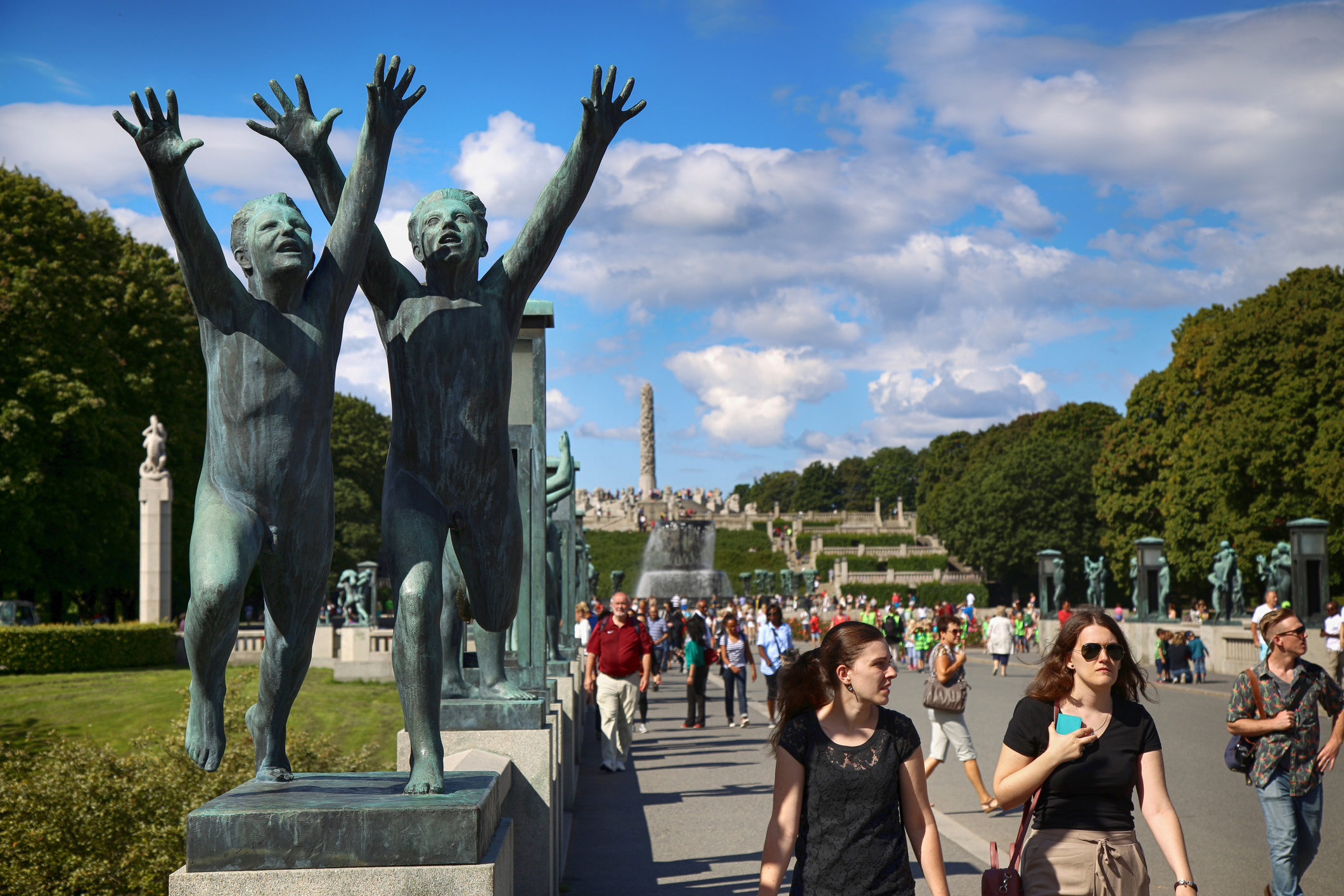 Vigelandsparken Oslo